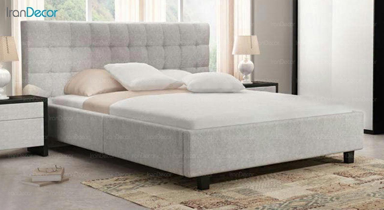 تصویر تخت خواب دو نفره امپریال مدل I194
