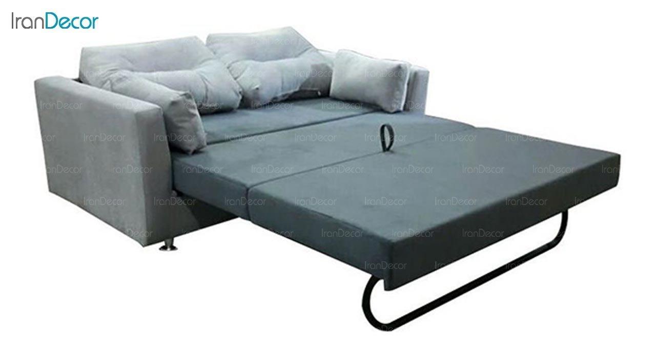 عکس مبل تختخواب شو دو نفره رویال مدل پریا