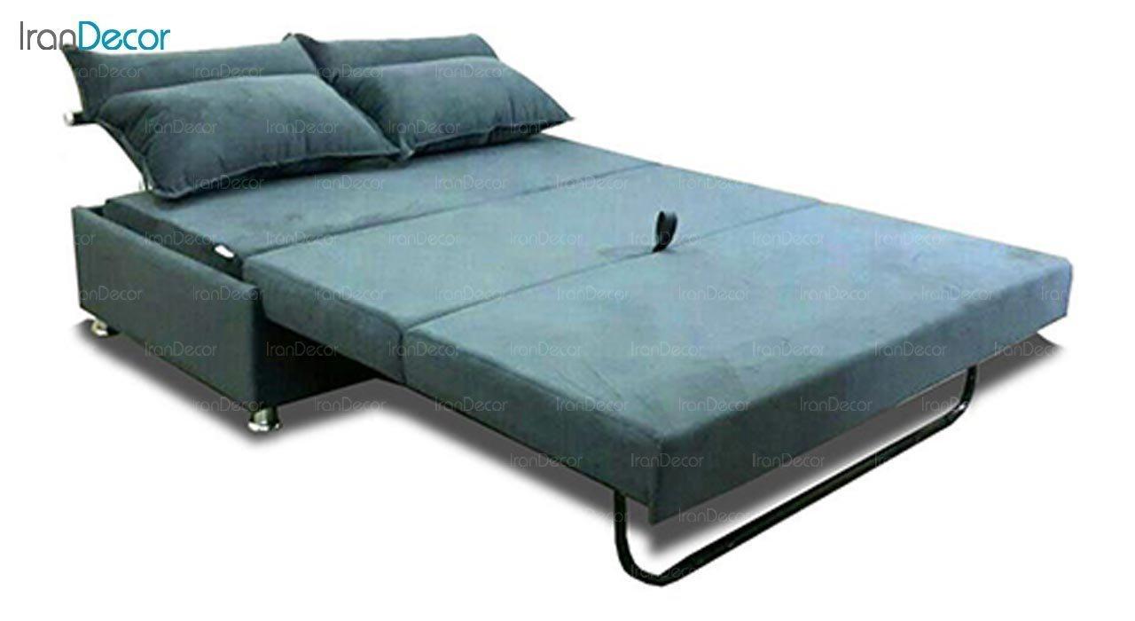 عکس مبل تختخواب شو دو نفره رویال مدل باران
