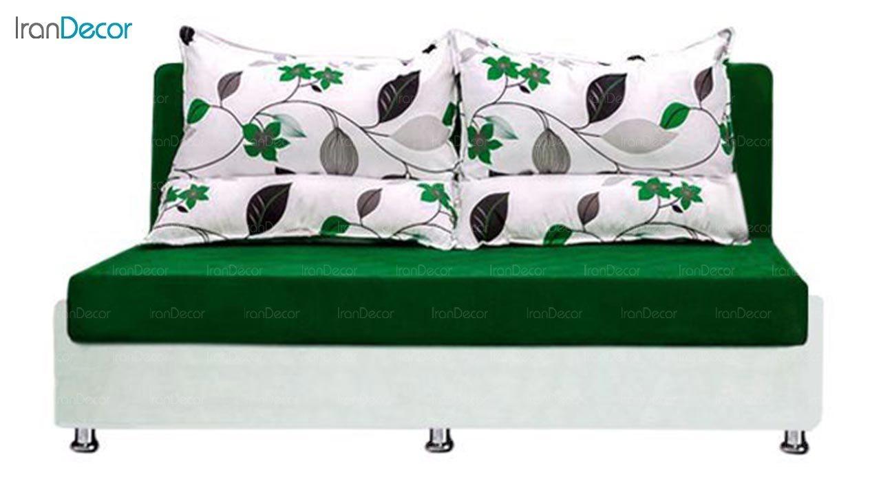 تصویر تصویر مبل تختخواب شو دو نفره رویال مدل باران