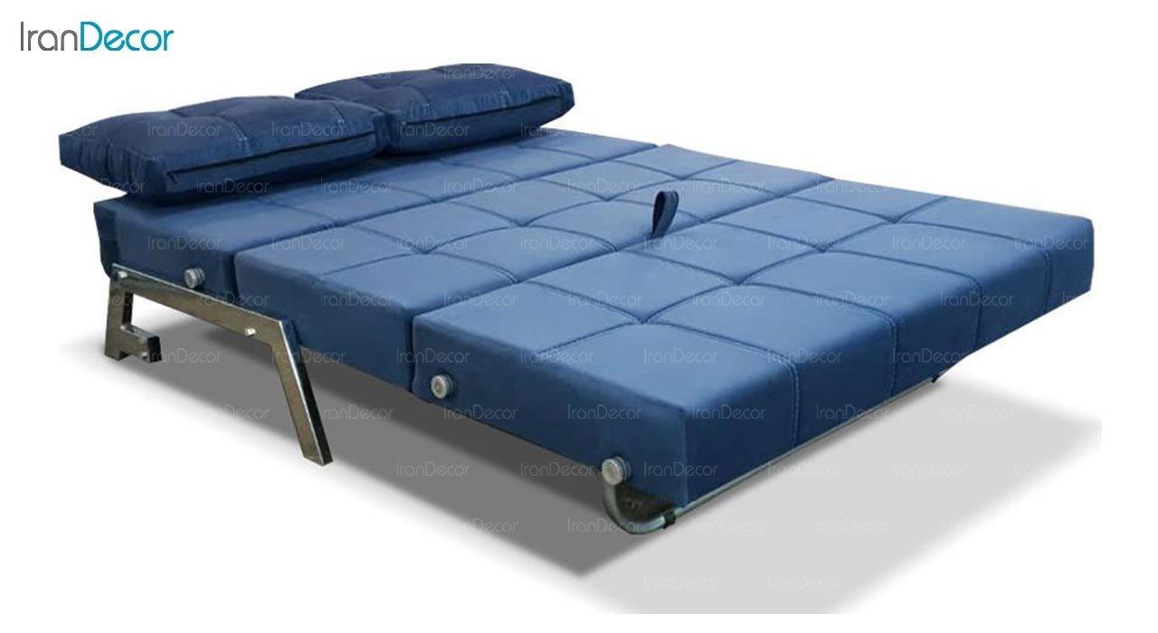 تصویر مبل تختخواب شو دو نفره رویال مدل دیانا