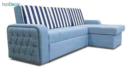 تصویر مبل تختخواب شو باکس دار رویال مدل ال