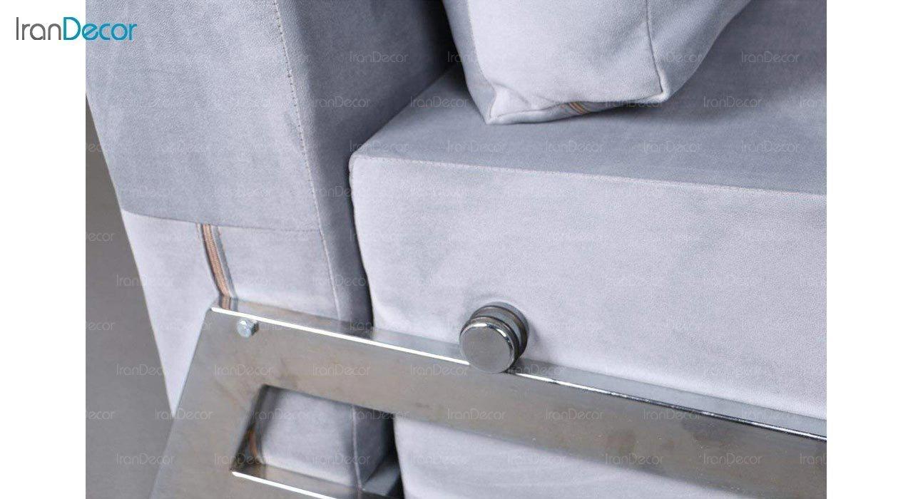 تصویر مبل تختخواب شو یک نفره رویال مدل دیانا