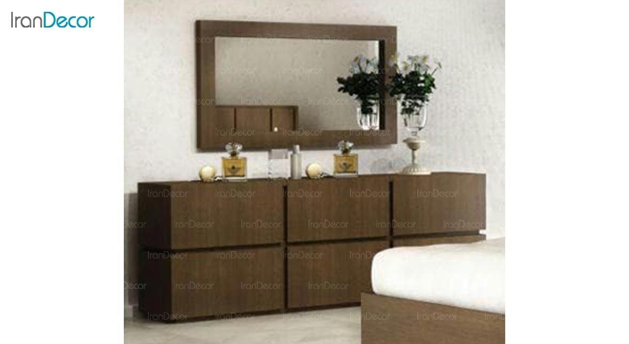 تصویر میز کنسول و آینه مدل I109