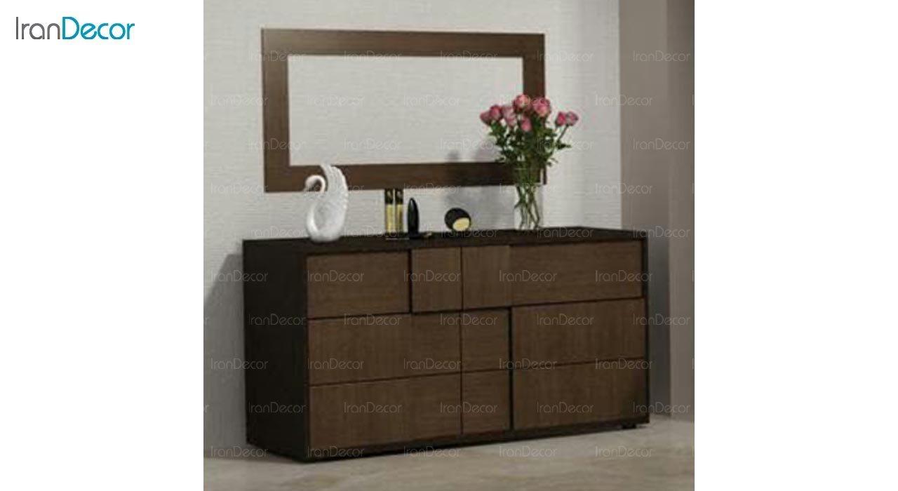 تصویر میز کنسول و آینه مدل I142