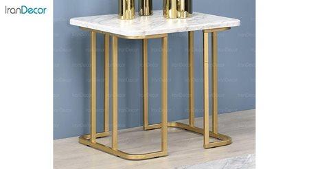 تصویر میز عسلی سنگی مدل کاردانو