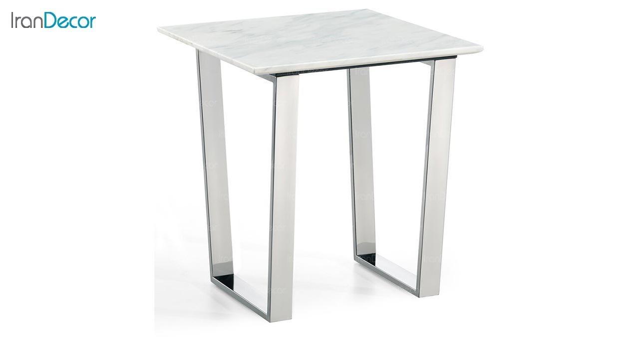 تصویر میز عسلی سنگی مدل کارمن