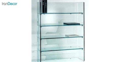 تصویر ویترین شیشه ای اطلس مدل T80
