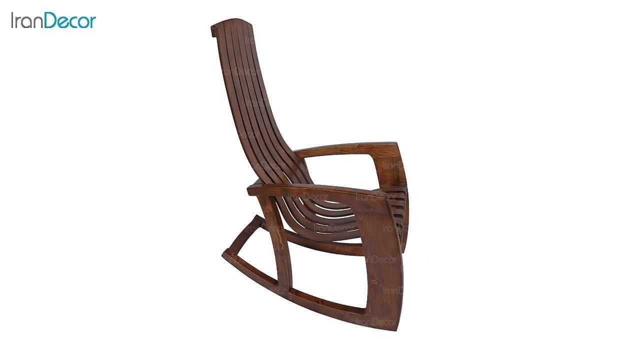 عکس صندلی راک آمازون چوب مدل آلمانی