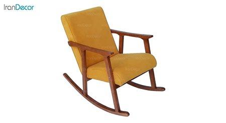 تصویر صندلی راک آمازون چوب مدل رایکا