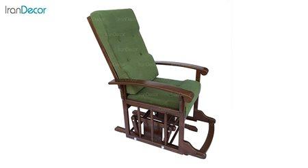 تصویر صندلی راک آمازون چوب مدل مکانیکی