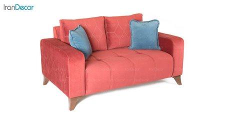 کاناپه راحتی دو نفره اوهر مدل ناپولی