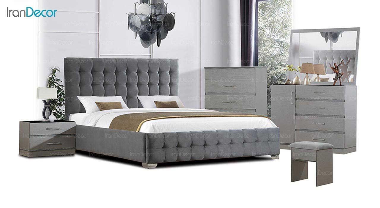 تصویر تخت خواب ماد مدل آرنیل