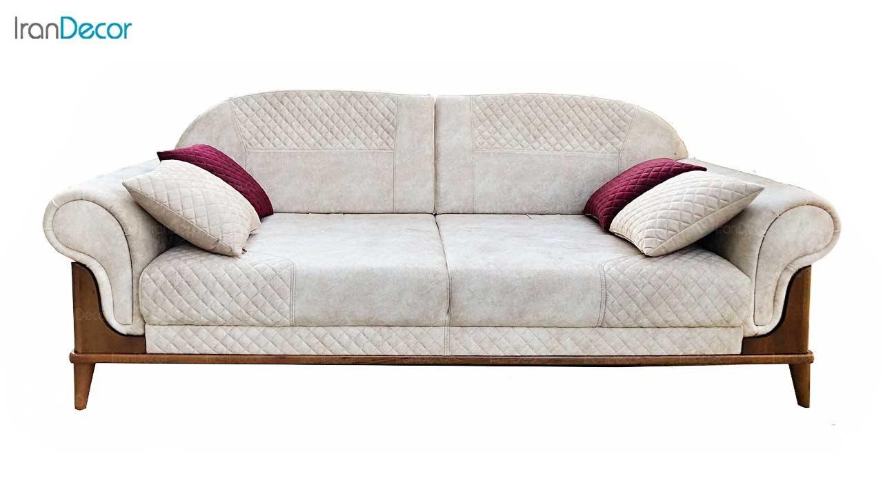 تصویر کاناپه راحتی سه نفره مدل پرنس