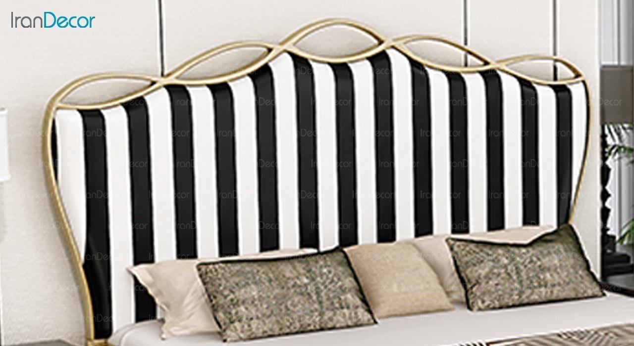 تصویر تخت خواب ماد مدل ایتالیایی