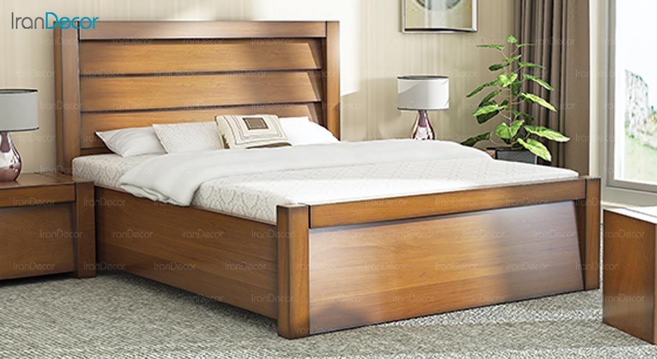 تصویر تخت خواب ماد مدل آمیتیس