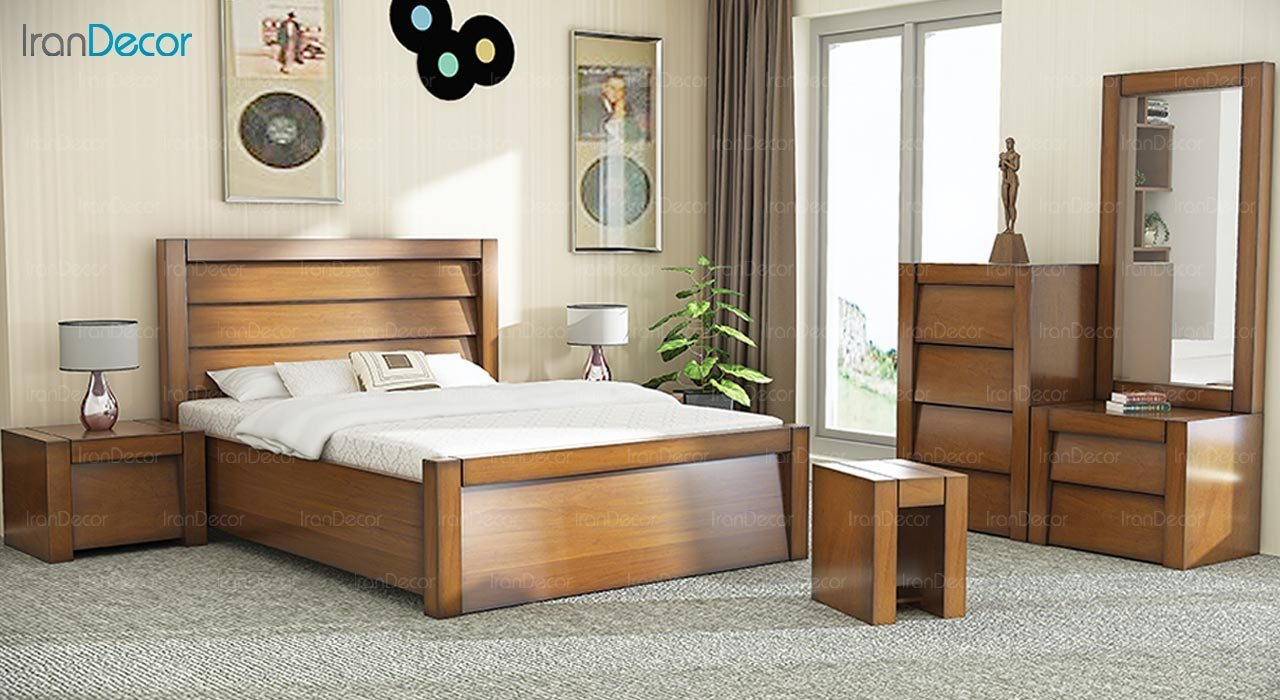 عکس تخت خواب ماد مدل آمیتیس