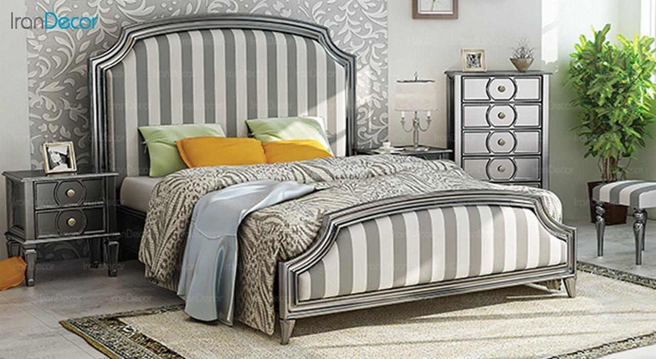 عکس تخت خواب ماد مدل رونیا