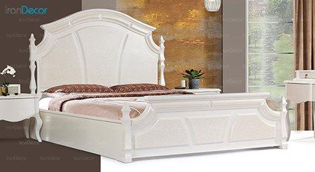 تصویر تخت خواب ماد مدل کادنزا