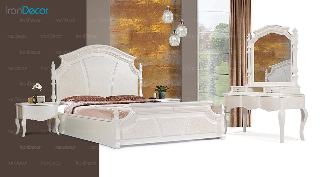 عکس تخت خواب ماد مدل کادنزا
