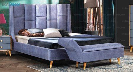تصویر تخت خواب ماد مدل کارن