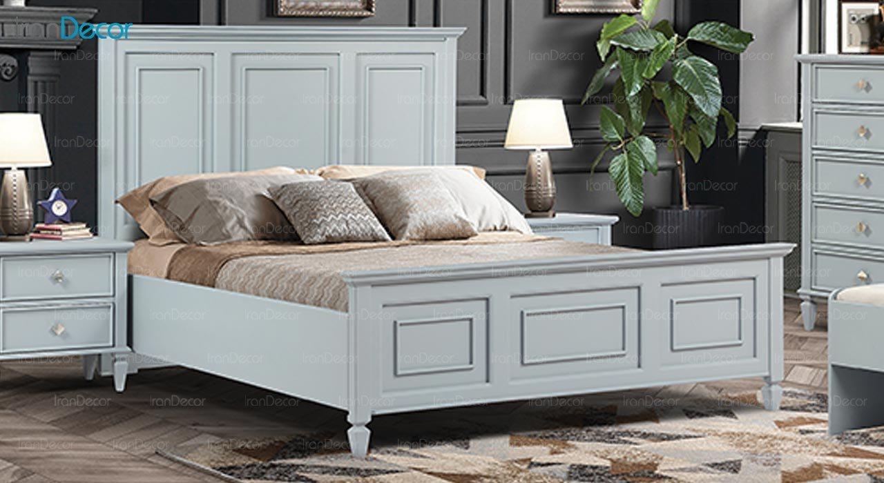 تصویر تخت خواب ماد مدل ماکان