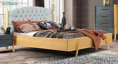 تصویر تخت خواب ماد مدل نانسی