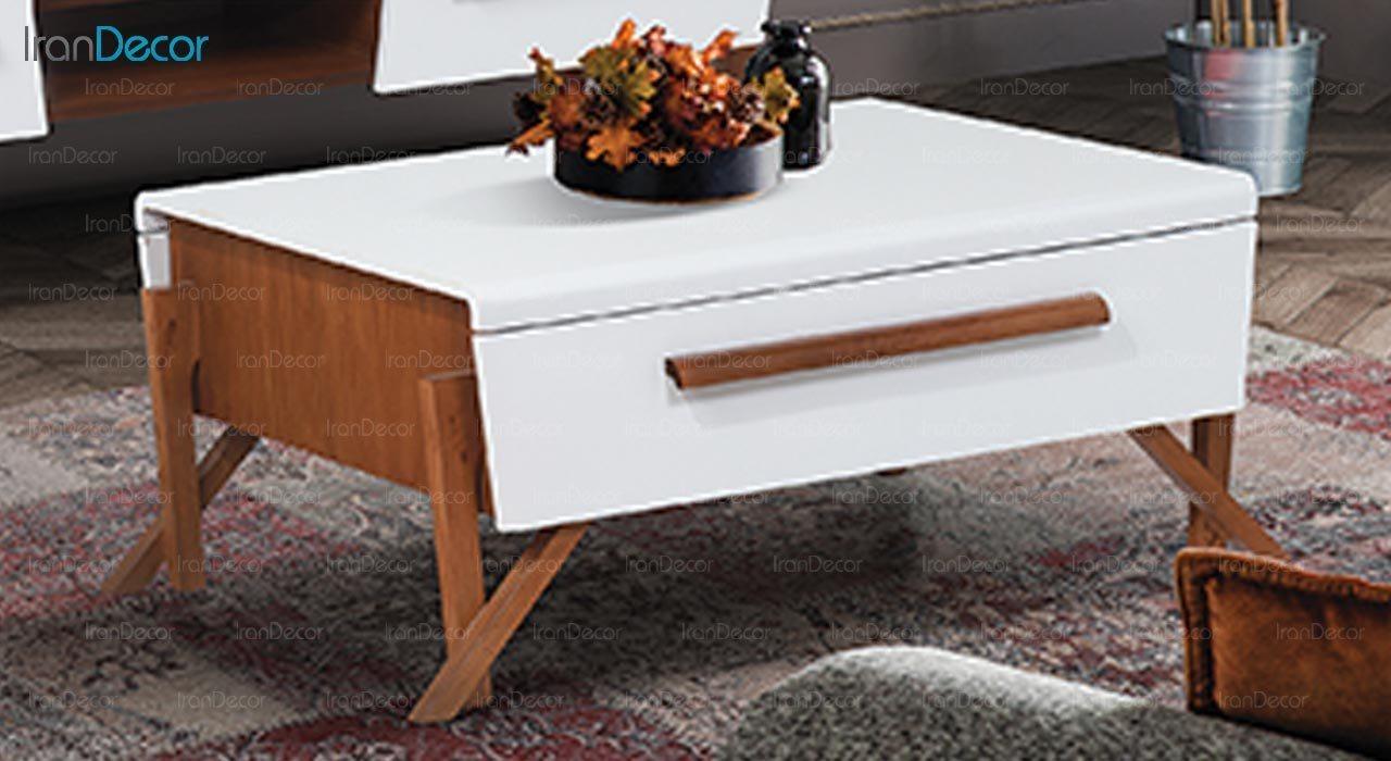 عکس ست کامل میز اتاق نشیمن ماد مدل ماهور
