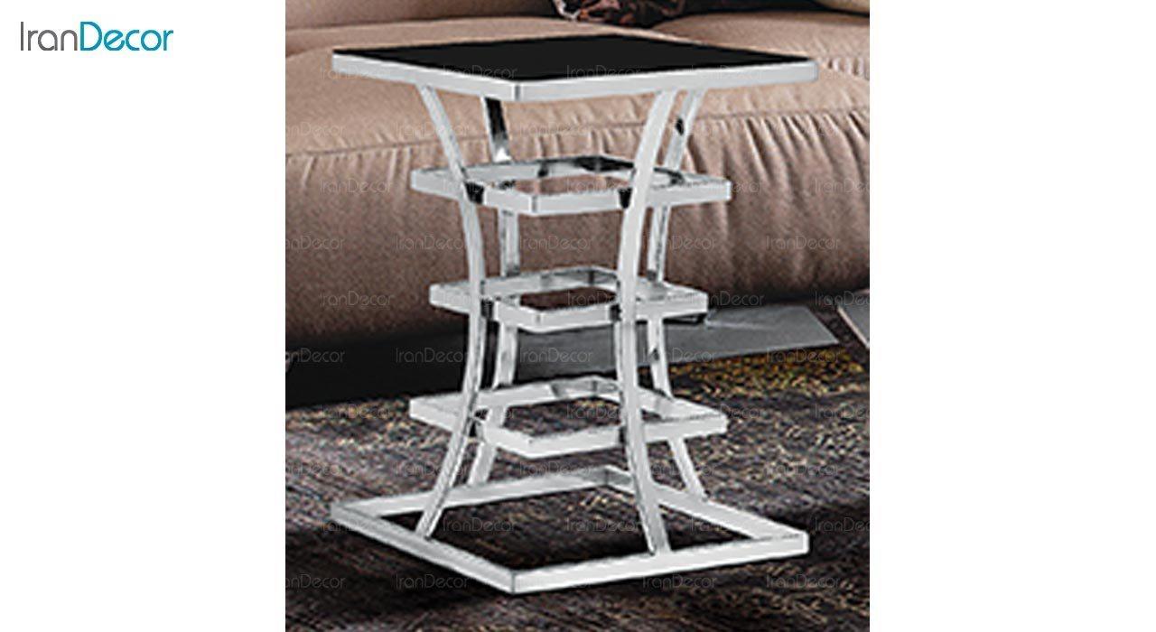 تصویر میز عسلی طرح سنگ ماد مدل داکو