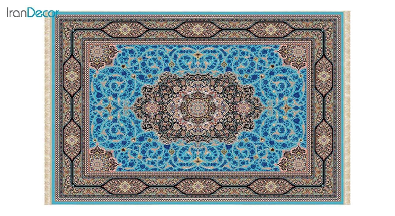 تصویر فرش ماشینی کرامتیان مدل PT59143-01
