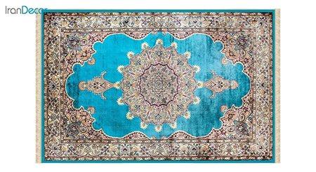 تصویر فرش ماشینی کرامتیان مدل PT59144-01