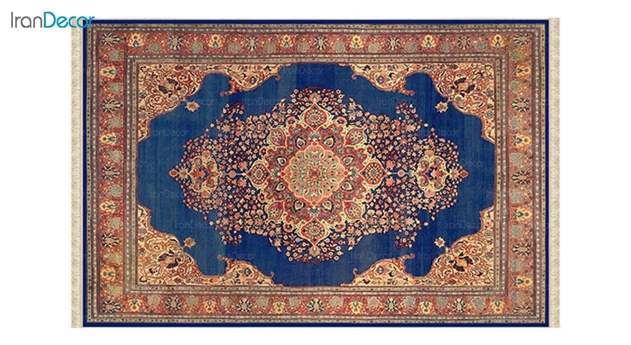 تصویر فرش ماشینی کرامتیان مدل PT59145-03