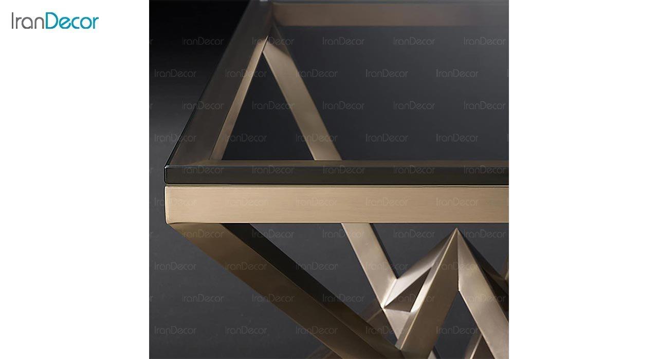تصویر میز عسلی ولنسی مدل دیاموند کد T262