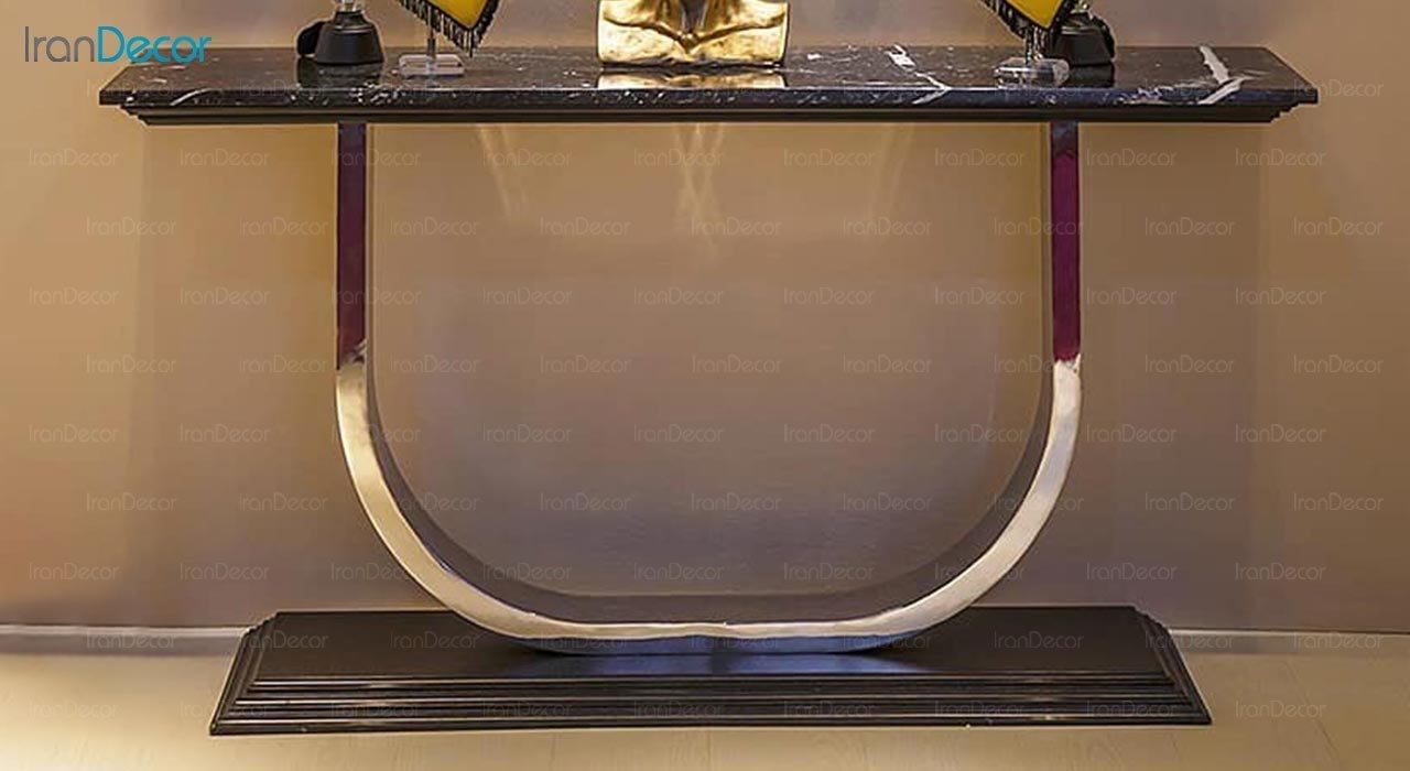 تصویر میز کنسول ولنسی مدل یو کد TC268