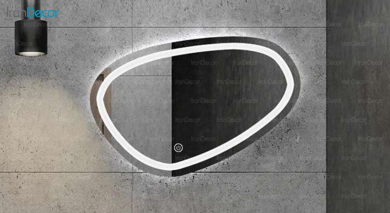 تصویر آینه هوشمند بک لایت مدل F-516