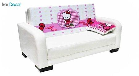تصویر مبل تختخواب شو کودک مدل کیتی