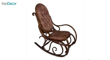 تصویر صندلی راک چوبی طرح لهستانی مدل R302