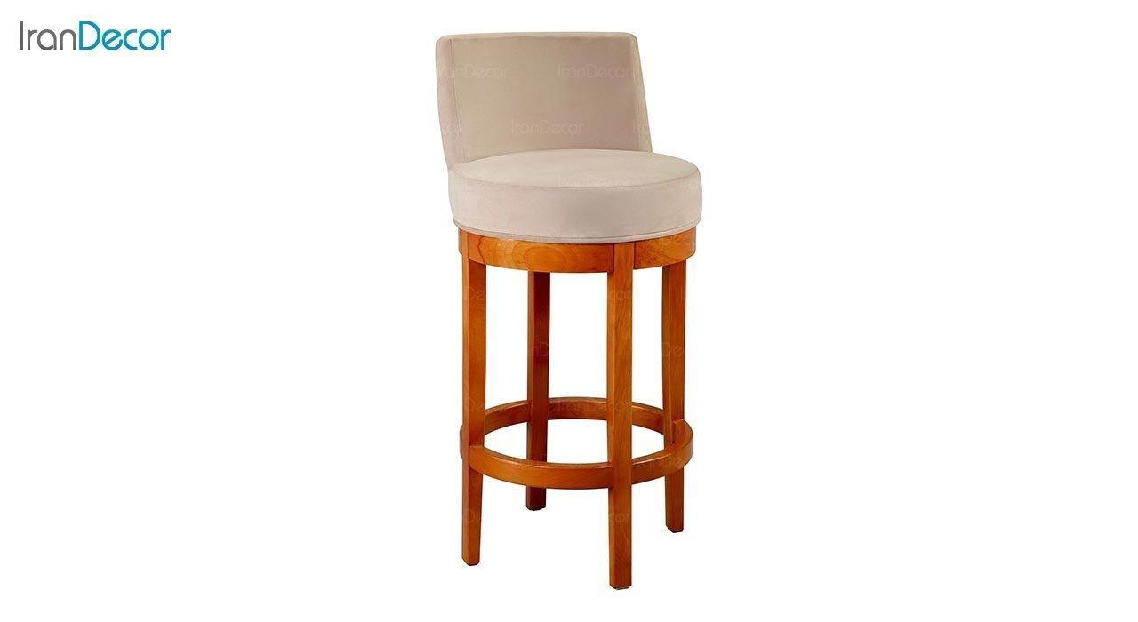 تصویر صندلی اپن چوبی جهانتاب مدل ایگلوسا کد 3241