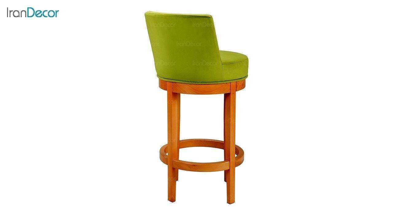 عکس صندلی اپن چوبی جهانتاب مدل ایگلوسا کد 3241