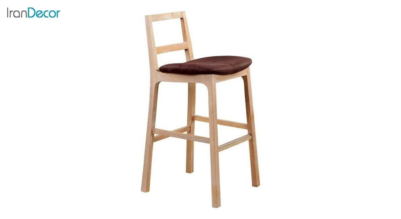 تصویر صندلی اپن چوبی جهانتاب مدل ایویا کد 3251