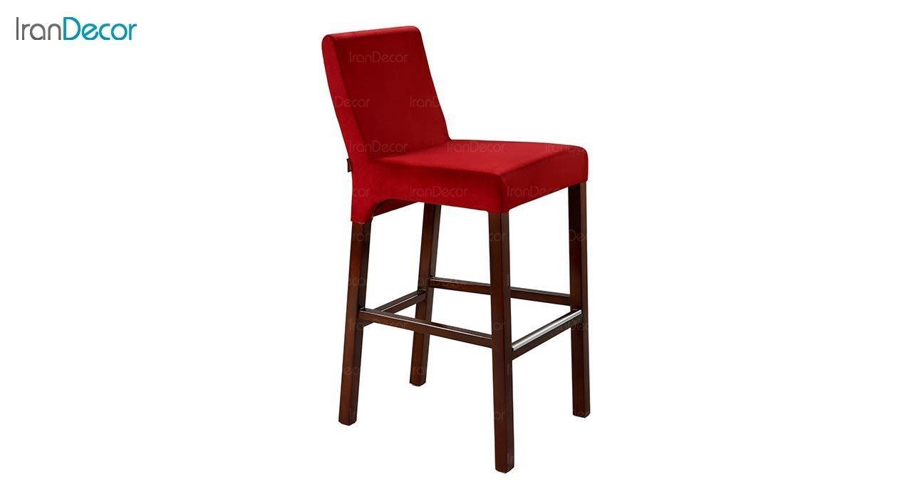 عکس صندلی اپن چوبی جهانتاب مدل سرنا کد 3261
