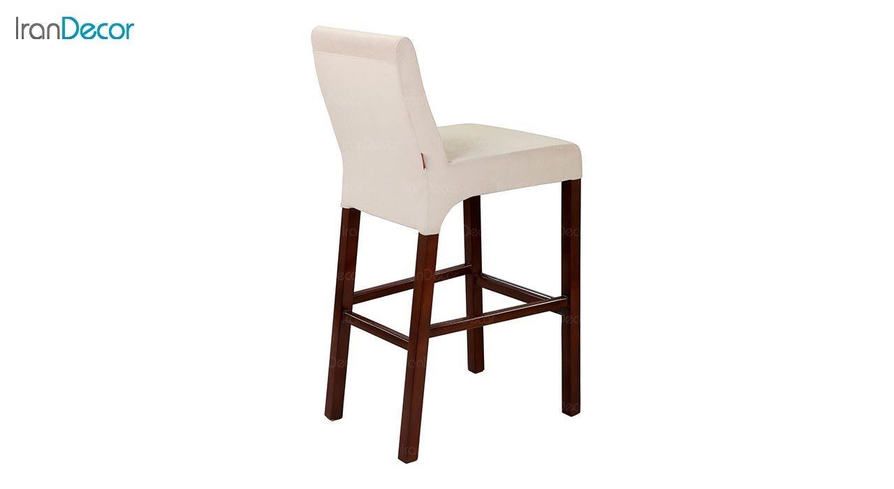 تصویر صندلی اپن چوبی جهانتاب مدل سرنا کد 3261