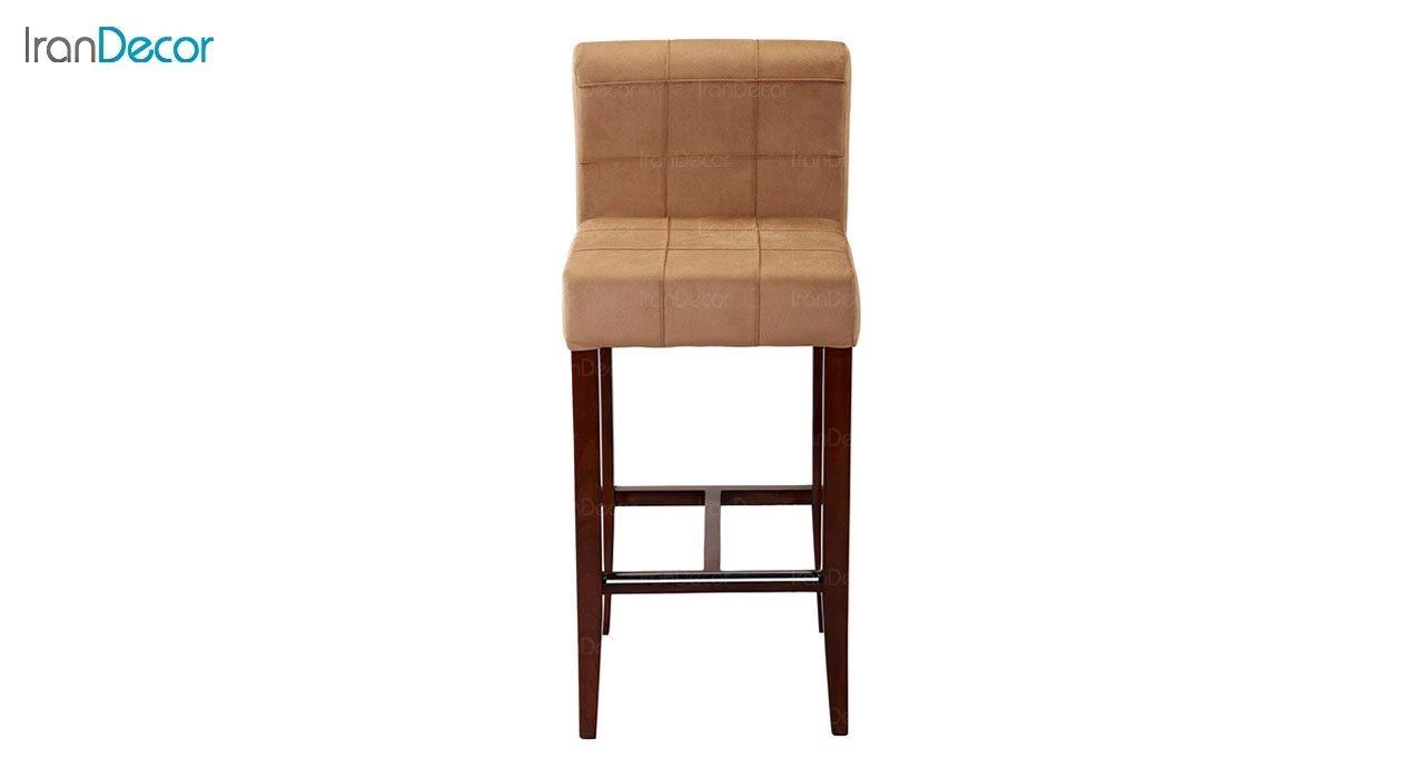 تصویر صندلی اپن چوبی جهانتاب مدل کاپری کد 3271