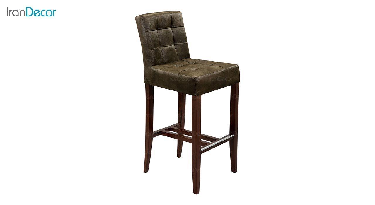 تصویر صندلی اپن چوبی جهانتاب مدل رویال کد 3321