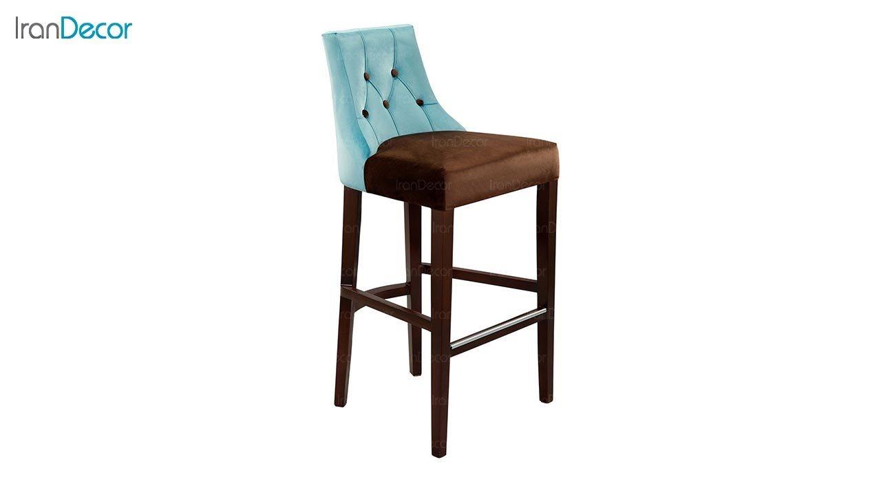تصویر صندلی اپن چوبی جهانتاب مدل لوکاس کد 3311