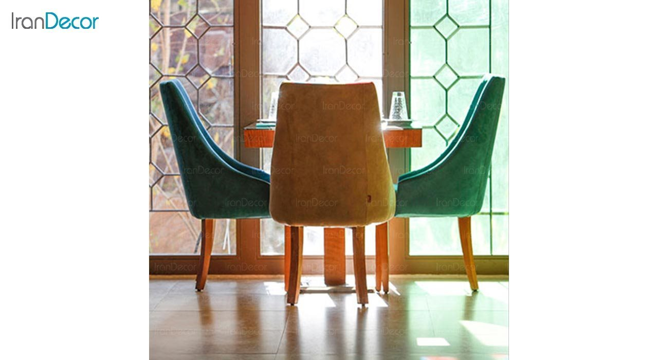 تصویر صندلی جهانتاب مدل کارول کد 1211