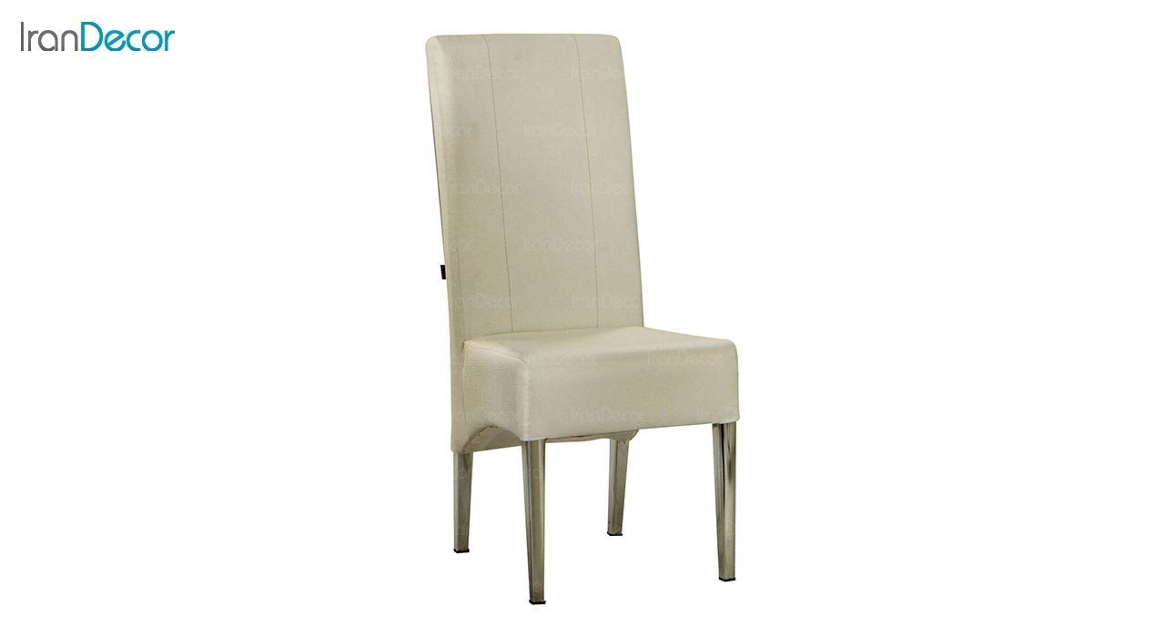 عکس صندلی پایه فلزی جهانتاب مدل میلانو کد 1296