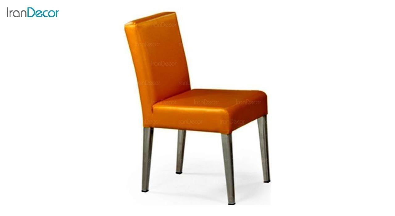 تصویر صندلی فلزی جهانتاب مدل لارا کد 1411