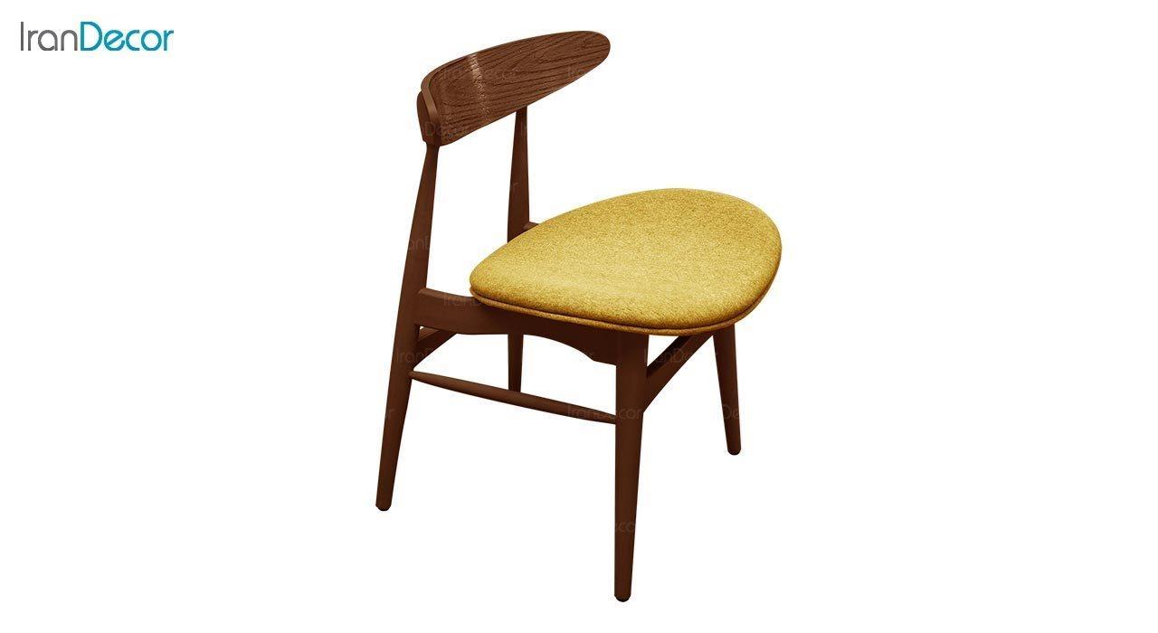 عکس صندلی چوبی جهانتاب مدل آرکو کد 2022