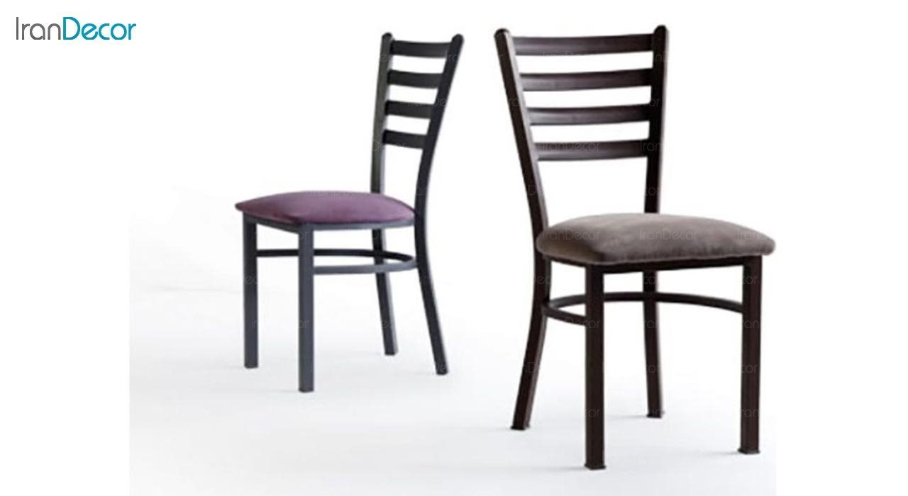 عکس صندلی چوبی جهانتاب مدل ساب وی کد 4391